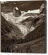 The Bugaboos Monochrome Canvas Print