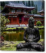 The Byodo-in Temple 1 Canvas Print