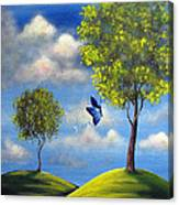 The Call Of Spring By Shawna Erback Canvas Print
