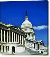 United States Capitol Canvas Print