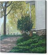 The Caretaker's Cottage Canvas Print