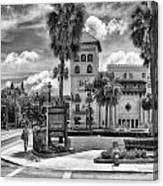 The Casa Monica Canvas Print