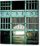 The Casino Canvas Print