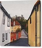 The Castle Keep Canvas Print