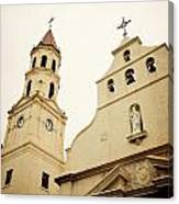 The Cathedral Basilica Canvas Print