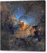 The Cave Nebula - Beauty In Space Canvas Print