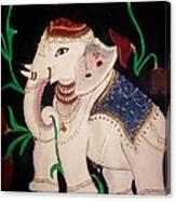 The Celestial Elephant Canvas Print