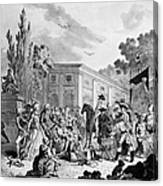 The Charlatan, C1795 Canvas Print