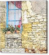The Charme Of The Old Canvas Print