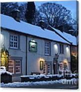 The Chequers Inn Canvas Print