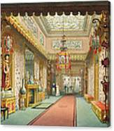The Chinese Gallery, From Views Canvas Print