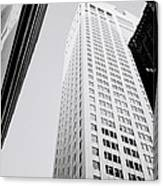 The Chippendale Building Canvas Print