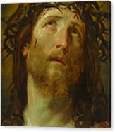 The Chosen One -  The Son Of God Who Died On The Cross For Your Sins Canvas Print