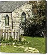 The Church 2 Canvas Print