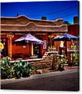 The Church Street Cafe - Albuquerque New Mexico Canvas Print