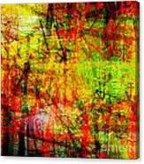 The City 20 Canvas Print