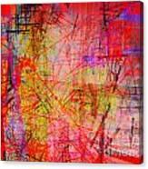 The City 35b Canvas Print