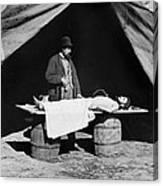 The Civil War, Embalming Surgeon Canvas Print