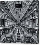 The Cleveland Arcade Viii Canvas Print