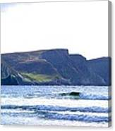 The Cliffs Of Western Eire Canvas Print