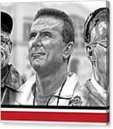 The Coaches Canvas Print