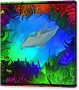 The Colorful Sea Canvas Print