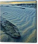 The Colors Of Sand Canvas Print