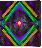 The Colors Of Space Canvas Print