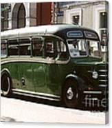 The Connemara Bus Canvas Print