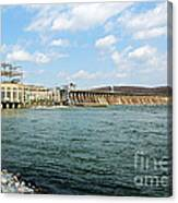 The Conowingo Dam Canvas Print