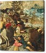 The Conversion Of Saint Paul Canvas Print