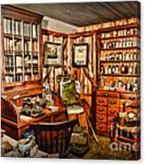 The Country Doctor Canvas Print