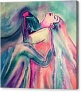 The Couple Image 4 Canvas Print