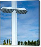 The Cross At Effingham Illinois Canvas Print