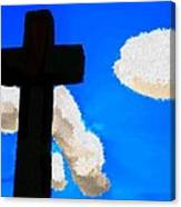 The Cross Of Christ Canvas Print