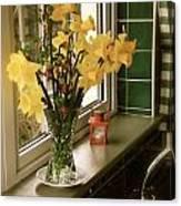 The Daffodils Canvas Print