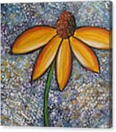 The Daisy Canvas Print