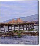 The Dalles 2013 Canvas Print