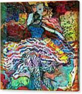 The Dancer Canvas Print