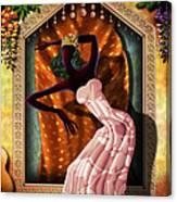 The Dancer V1 Canvas Print