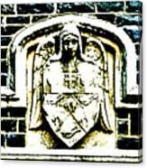 The Dark Eyed Angel  Canvas Print
