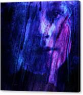 The Dark Veil Canvas Print