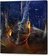 The Dark Wraiths Canvas Print