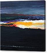 The Dawn Of Creation Canvas Print