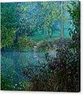 The Dawn Of Tranquility Canvas Print