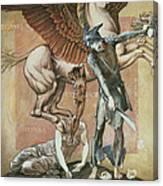 The Death Of Medusa I, C.1876 Canvas Print