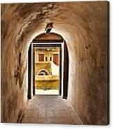 The Door 2 Canvas Print
