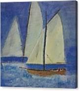 The Doreen Canvas Print