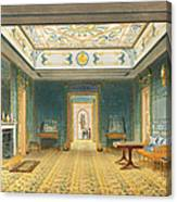 The Double Lobby Or Gallery Canvas Print