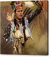 Pow Wow The Dream Canvas Print